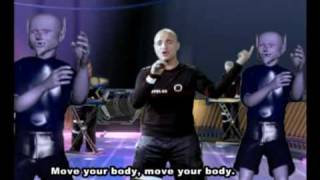 Eiffel 65   Move Your Body (Original Video With Subtitles)