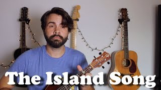 The Zac Brown Band - Island Song - Ukulele Tutorial with tabs, lyrics, play-along