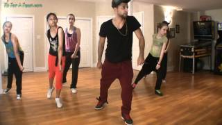 Hip Hop Dance Tutorial - Hip Hop Combo Lesson Part 1