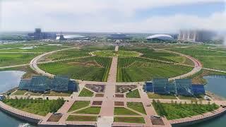 Астана ботаникалық саябағы. Ботанический сад Астаны. Astana Botanical Garden