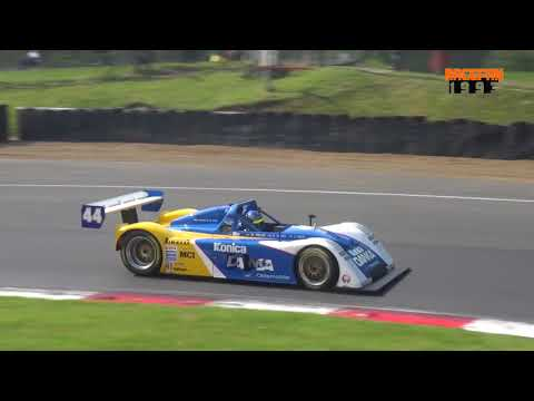 Riley und Scott MK3 pure Sounds Brands Hatch GP  2018