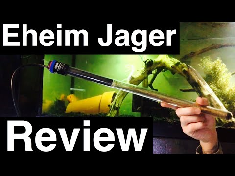Eheim Jager Heater Review – 300W or 150W