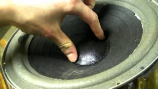 Broken Speaker, Simple Fix (Spider)