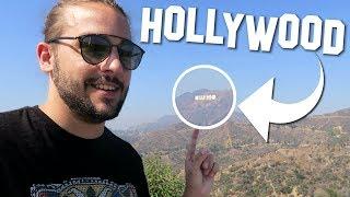 ON A VU LE SIGNE HOLLYWOOD (DE LOIN...) ! | VLOG ROAD TRIP USA #10