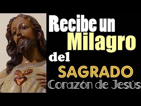 HAZ esta ORACIÓN al SAGRADO CORAZÓN de JESÚS y RECIBE UN MILAGRO en TU VIDA ✨🙏✨ Impresionante 😲✨