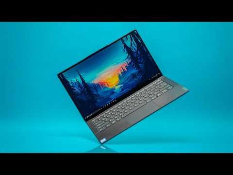 The Best Display on an Ultrabook! // Lenovo IdeaPad S940 Review