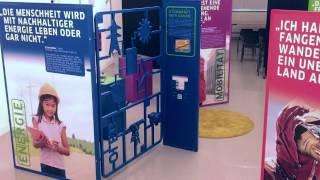 Video-Thumbnail des Case-Videos: Raumtotale der Ausstellung