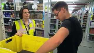 preview picture of video 'Amazon Logistikzentrum Leipzig'