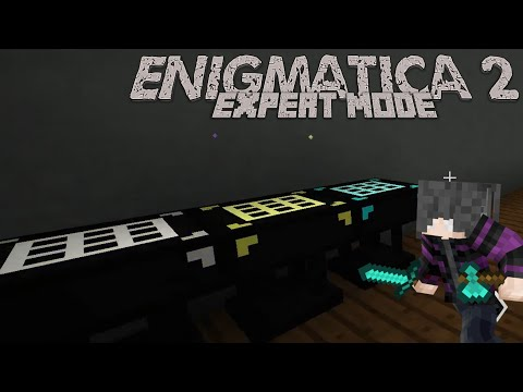 Enigmatica 2: Expert Ep14 - Extended Crafting, EnvironmentalTech and
