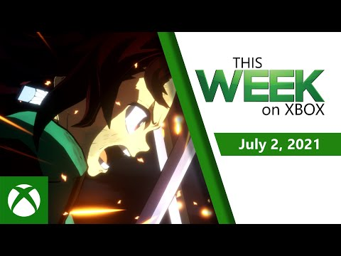 This week on Xbox - 2nd July 2021