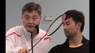 Badminton-Doubles Correction-Backhand Drive