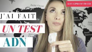 J'ai fait un Test ADN!