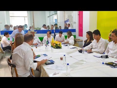 Fiscal General llega con estrategia de acercamiento en los territorios a Montería (Córdoba)