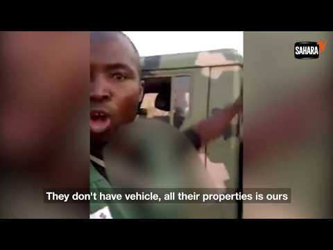 Download Damaturu Attack: Nigerian Army Troops 'Neutralize' Boko Haram Terrorists HD Mp4 3GP Video and MP3