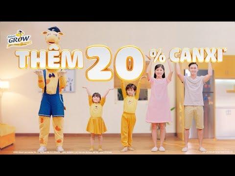 ABBOTT GROW GOLD MỚI - THÊM 20% CANXI, GIÁ KHÔNG ĐỔI, MẸ ĐÃ THỬ CHƯA?