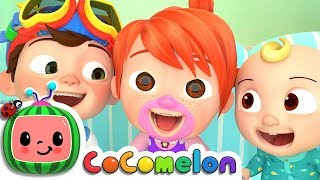 The Laughing Song | CoComelon Nursery Rhymes & Kids Songs