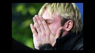 Трагедия ПОДКОСИЛА бедного Плющенко!!! - Он уже знает дату ПОХОРОН!!