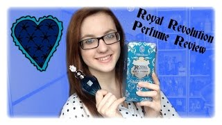 MinnieMollyReviews♡Royal Revolution By Katy Perry Perfume Review♡