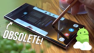 Why the Galaxy Note is obsolete - Note 21 Canceled?