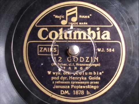 12 godzin (tango) - Janusz Popławski