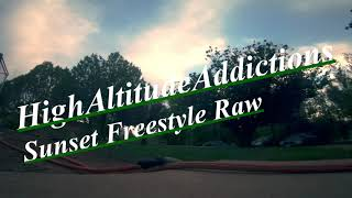 Golden Hour Freestyle Raw // Cinematic FPV Freestyle