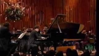Kissin & Ozawa/LSO - Rachmaninov concerto #2 (movt 3 finale)