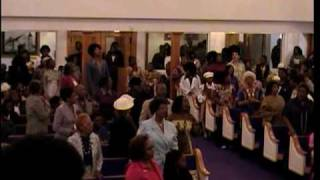 """UBC Gospel & Youth Choirs Singing """"Take Me Back & I'll Take You There"""" 10.25.09-3P.M."""