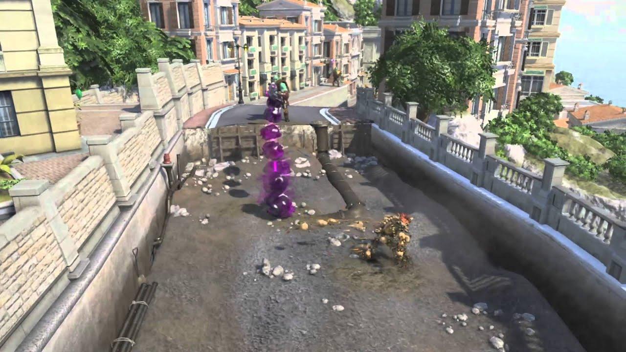 E3 2013: Novo Trailer de Knack para PS4