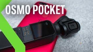 DJI Osmo Pocket, análisis: una cámara PARA LLEVAR SIEMPRE
