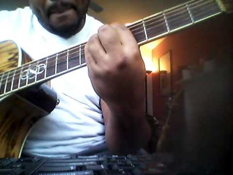 """Bill Withers-""""Can We Pretend"""" (acoustic guitar cover)"""