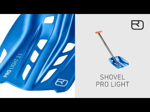 ORTOVOX Lawinenschaufel PRO LIGHT – extrem leicht, kompakt und funktionell