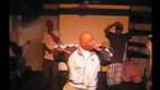 Brand Nubian - Step To The Rear Live