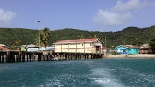 preview picture of video 'Carriacou - Besuch einer karibischen Garküche'