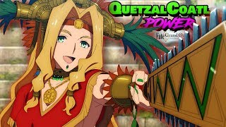 Quetzalcoatl  - (Fate/Grand Order) - Who Is QUETZALCOATL & How Strong Is She?   True Power & Lore EXPLAINED - Fate / GO Babylonia