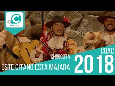 Los gitanos y los majaras unen sus voces portuenses para los gaditanos