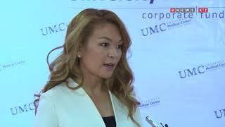 Акмаржан Кушербаева   певица, представитель социального проекта «Қыз тағдыры»