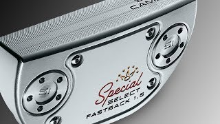 Scotty Cameron Special Select Fastback 1.5 Putter-video