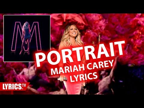 Portrait LYRICS | Mariah Carey | from the Album CAUTION lyric & songtext