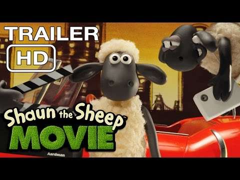 Video trailer för Shaun the Sheep The Movie - Teaser Trailer
