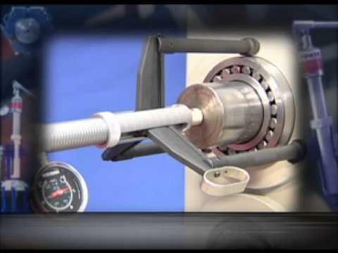 Tháo ráp bạc đạn khá dễ dàng -www.thietbidinhphong.com