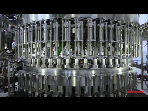 Bertolaso Superbloc Bottling Line