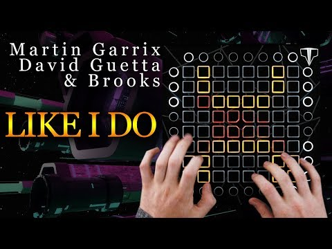 Martin Garrix, David Guetta & Brooks - LIKE I DO // Launchpad Performance