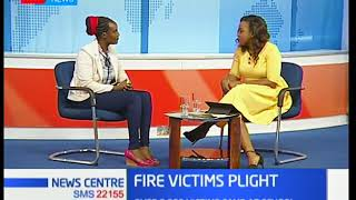 News Centre Discussion: The plight of fire victims