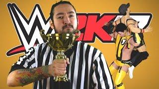 ULTIMATE BACKSTAGE BRAWL • WWE 2K17 Tournament