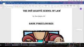 Legal Advise and HELP with doing your LEGAL research   2017-04-16   An EEON'S HOUSE PRODUCTION