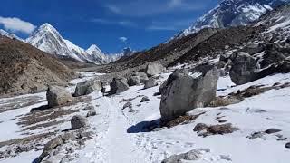 Everest Base Camp: Tukla - Lobuche