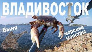 Рыбалка в приморском крае и во владивостоке
