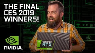 The Final CES Giveaway Winners!