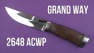 Grand Way 2648 ACWP - відео 1