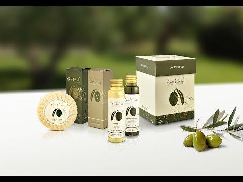 video shampoo doccia olio oliva